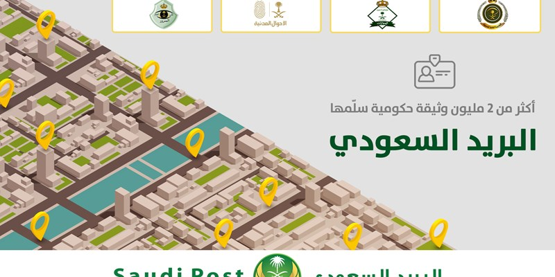 Saudi Post delivers more than 2 million Governmental Documents in 3 Years