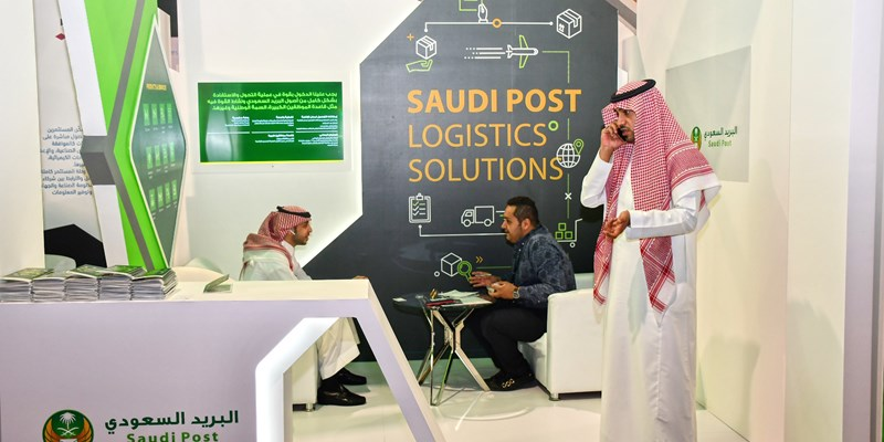 Saudi Post Participate in iktva